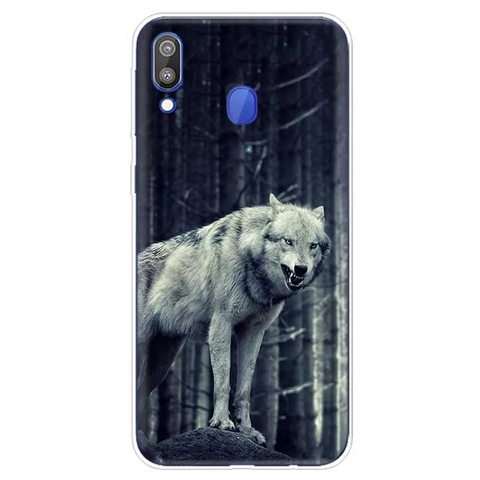 Forest Alpha Wolf Phone Case - American Wolves