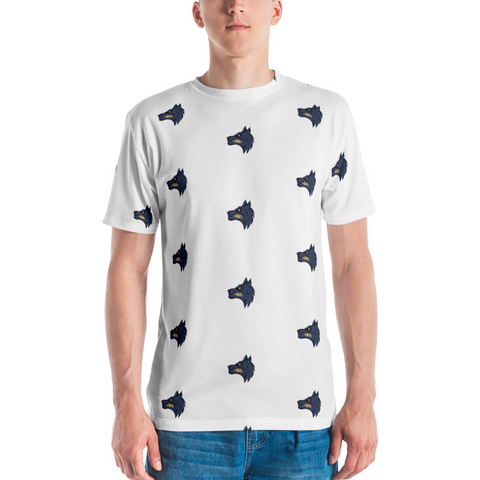 Beware The Wolf All-over T-shirt - American Wolves