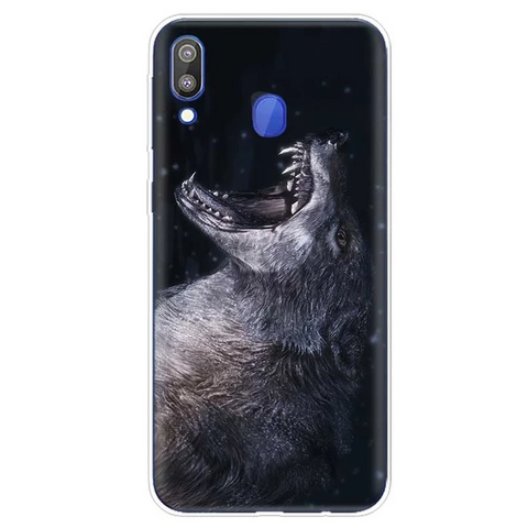 Growling Wolf Phone Case - American Wolves