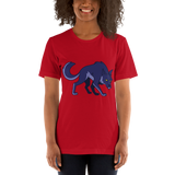 Hunting Alpha Wolf T-Shirt - American Wolves