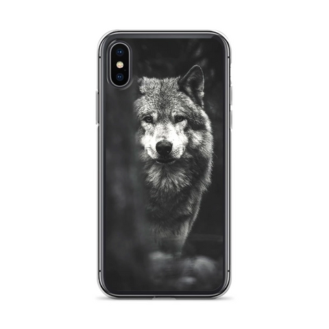 Lone Wolf Phone Case - American Wolves