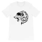 The Warrior Wolf T-Shirt - American Wolves