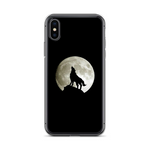 Moon Shadow Wolf Phone Case - American Wolves