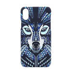 Phosphorescent Blue Wolf Phone Case - American Wolves