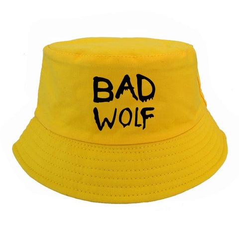 Yellow Bad Wolf Bucket Hat - American Wolves