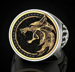 Witch Hunter Wolf Ring - American Wolves