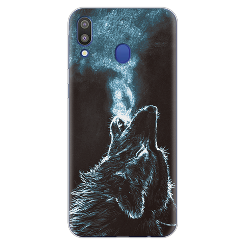 Ice Wolf Phone Case - American Wolves