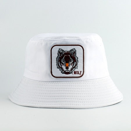 White Wolf Bucket Hat - American Wolves