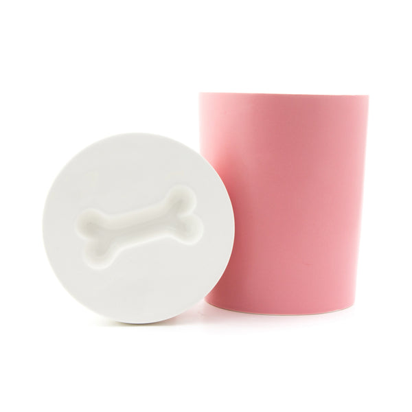 Pink Feeding Bowl for cats and small dogs