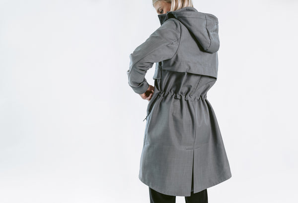 Franca Softshell Waterproof Coat