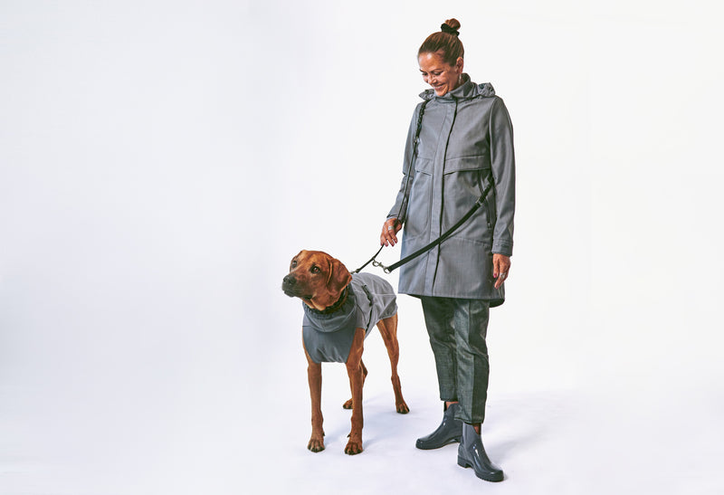 Franca Softshell Waterproof Dog Coat