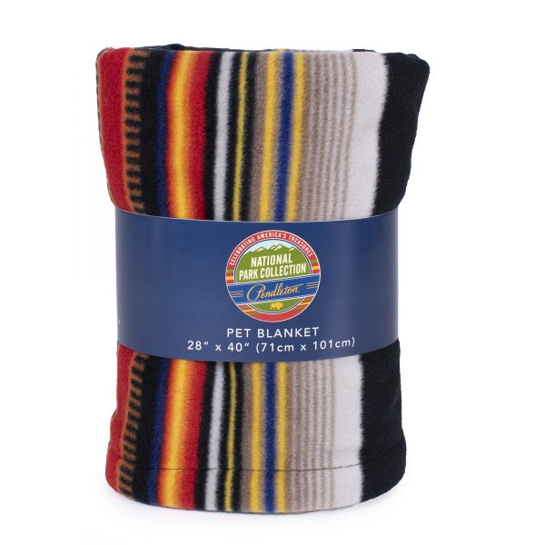 Acadia National Park Pet Throw