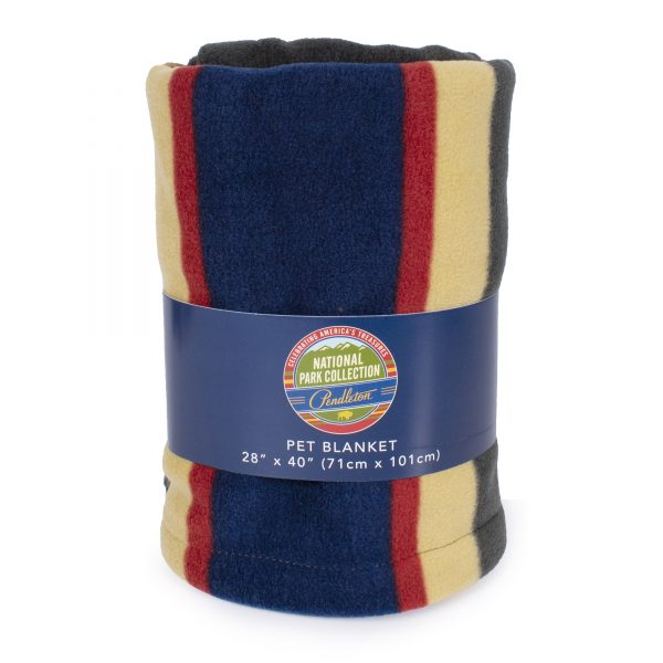Badlands National Park Pet Throw