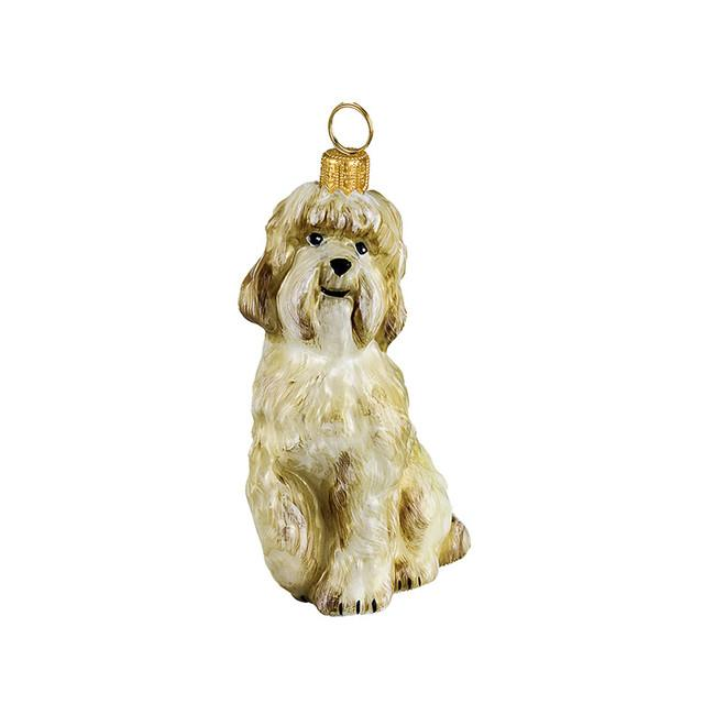 Labradoodle Luxury Dog Ornament