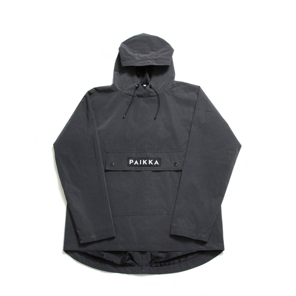Visibility Human Raincoat / Black