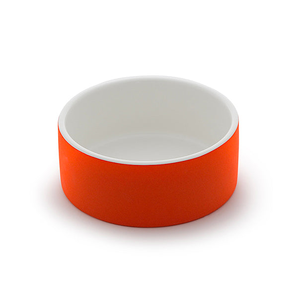 Ceramic Water Bowl for Dogs by Paikka