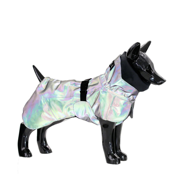 Waterproof Raincoat for Dogs / CAMO