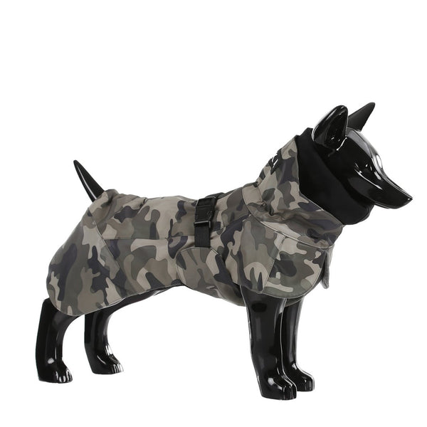 Waterproof and Reflective Raincoat for dogs