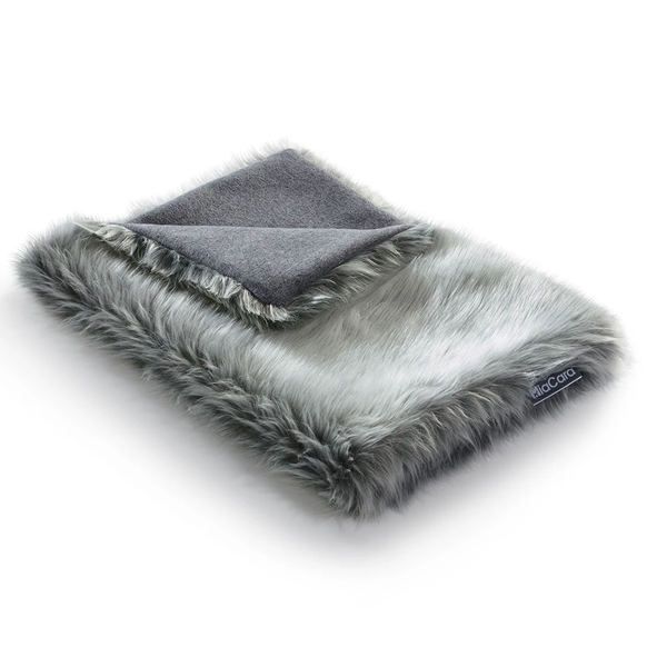 Lana Cat Blanket / GREY