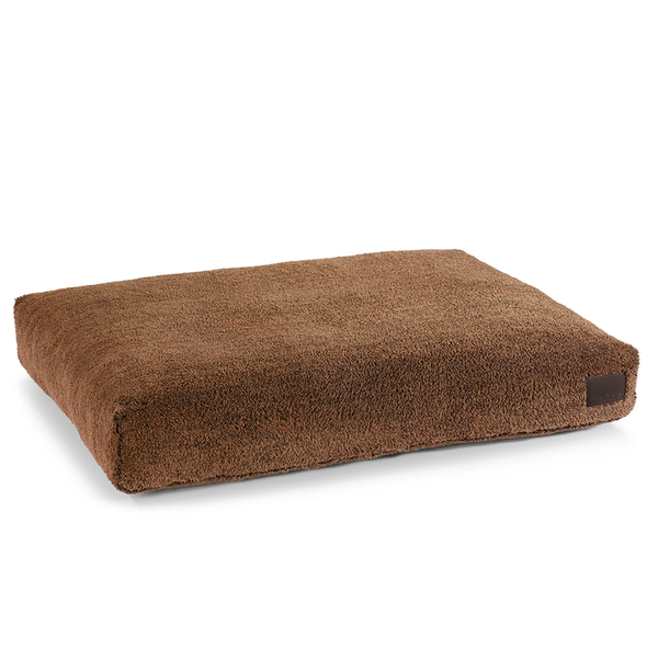 Faux Fur Sherpa Dog Cushion