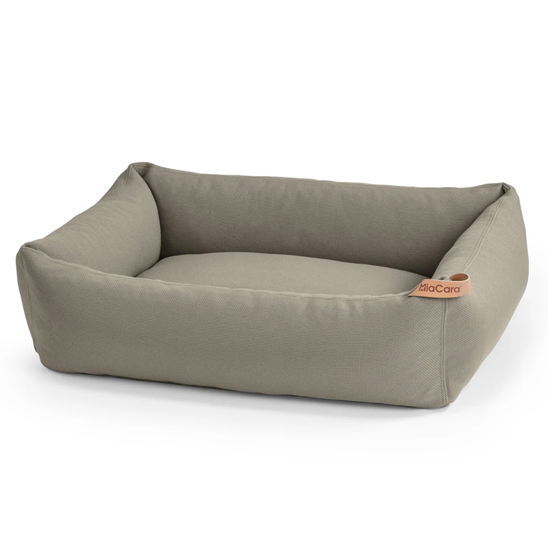 Designer dog beds to fit your style and interior design. Modern dog beds. Mid-century.