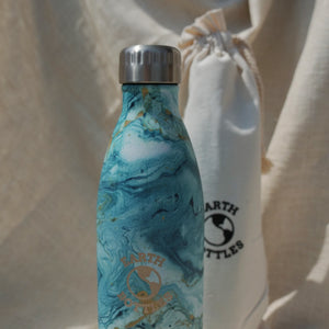 Earth Bottle Clean Ocean (good size)
