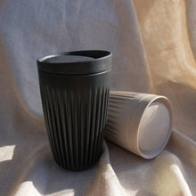 Load image into Gallery viewer, Huskee Magnificent Reusable Coffee Cup (actually quite large)