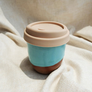 ES Ceramics Handmade Coffee Cup
