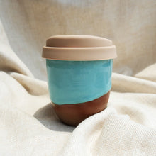 Load image into Gallery viewer, ES Ceramics Handmade Coffee Cup