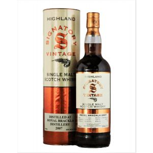 Signatory Vintage Scotch Single Malt Royal Brackla Distillery 2007Vtg 11Yr 750Ml - liquorverse