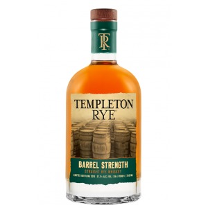 Templeton Whiskey Rye Indiana Barrel Strenght 750Ml - liquorverse