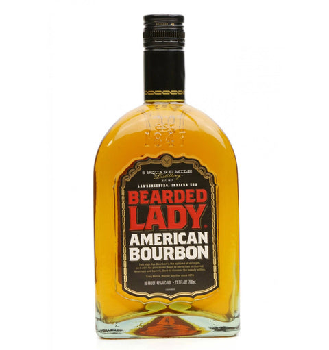 Bearded Lady Bourbon Whiskey 86.4Pf 750Ml