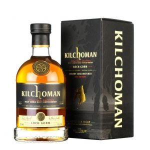 Kilchoman Loch Gorm Scotch Single Malt Sherry Cask Matured 2019 Edition Islay 750Ml
