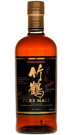Nikka Whisky Pure Malt Taketsuru Japan-750Ml
