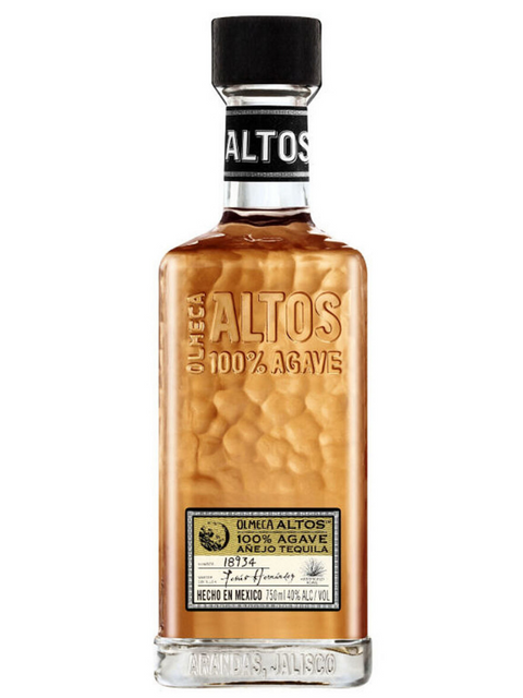 Olmeca Altos Tequila Anejo 750Ml