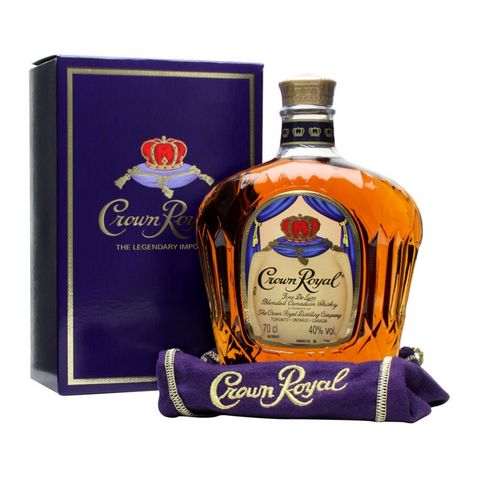 Crown Royal Whisky Canadian 750Ml