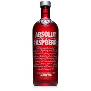 Absolut Vodka Raspberri Sweden 750Ml