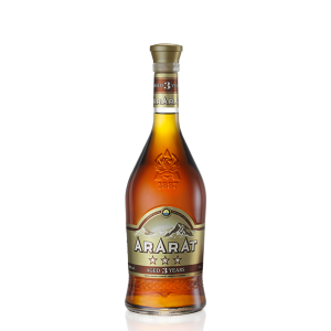 Ararat Brandy Armenian 3Yr 750Ml