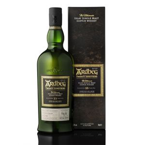 Ardbeg Twenty Something Scotch Single Malt 92.6Pf 23Yr 750Ml