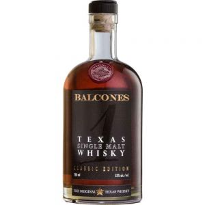 Balcones Whisky Single Malt Special Release Texas 106Pf 750Ml