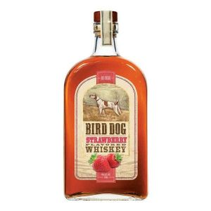 Bird Dog Whiskey Strawberry Flavor 750Ml