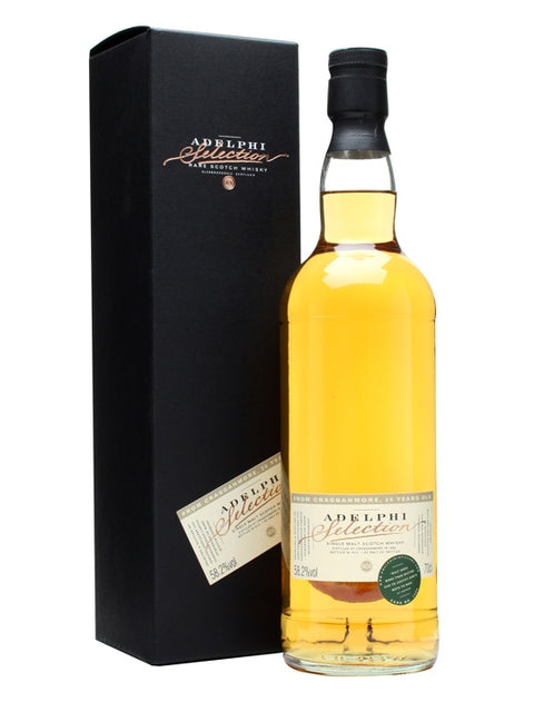 Adelphi Selection Scotch Single Malt Glenturret 97.8Pf 1987 26Yr 750Ml