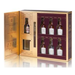 Chivas Regal Scotch Blending Kit 6X50Ml