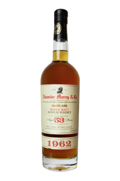 Alexander Murray Scotch Single Malt Highland Matured In Oak Casks 80.6Pf 53Yr 750Ml