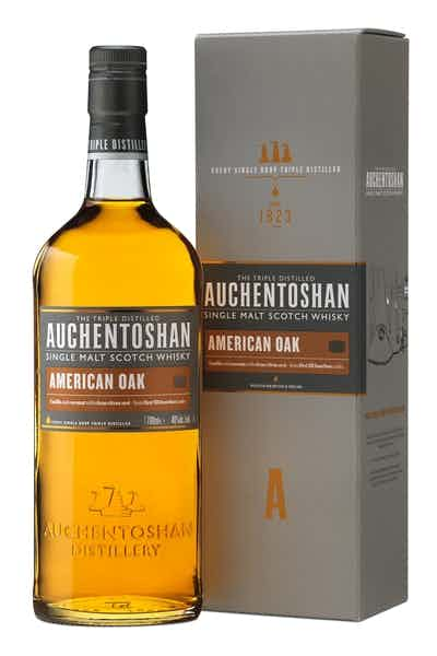 Auchentoshan Scotch Single Malt American Oak Triple Distilled 750Ml