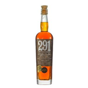 Distillery 291 Whiskey Single Barrel Aspen Stave Finished Colorado 100Pf 750Ml