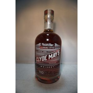Clyde May Whiskey Alabama 110Pf 750Ml