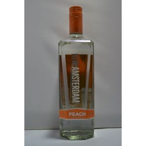 New Amsterdam Vodka Peach Flavored 750Ml