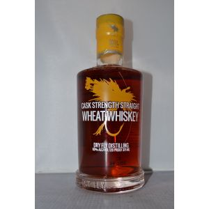 Dry Fly Whiskey Wheat Cask Strenght Washington 120Pf 375Ml
