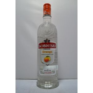 Sobieski Orange Vodka 750Ml